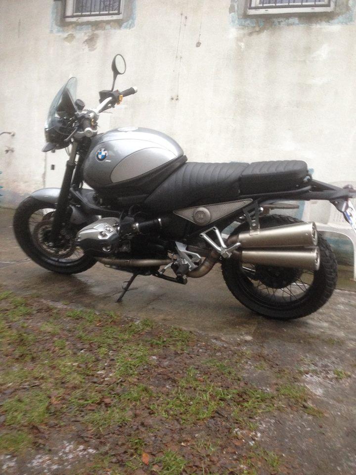 Serwis motocykli BMW